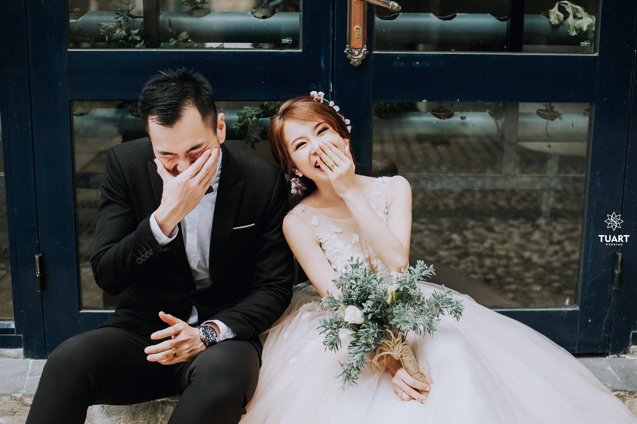 Bí quyết chụp ảnh cưới đẹp hoàn hảo
