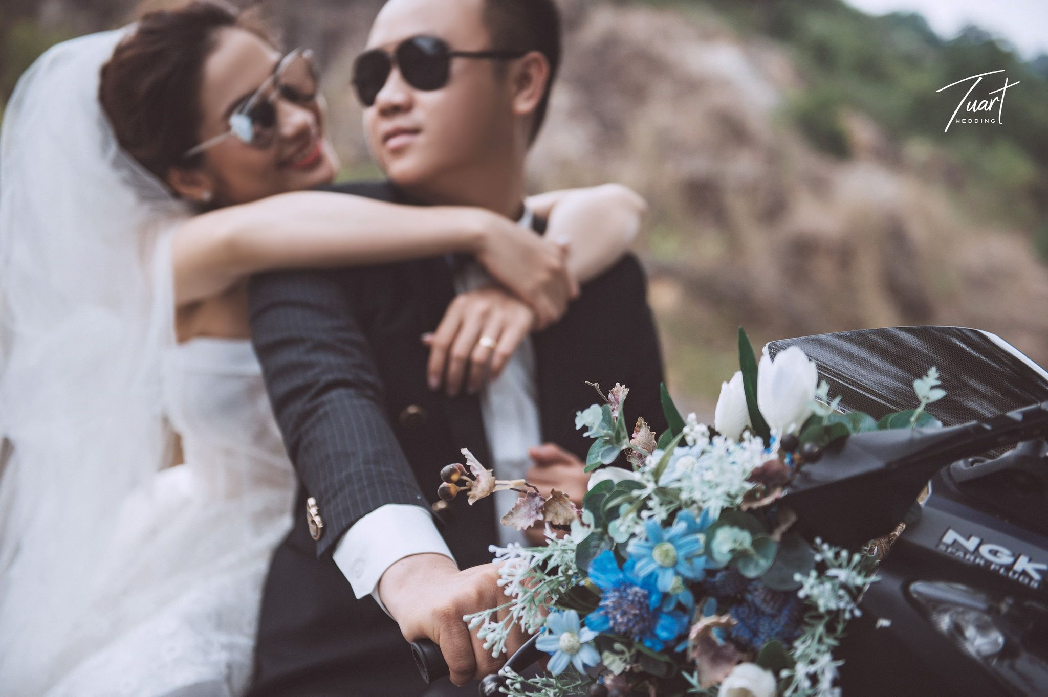 Album tại Đà Nẵng : Phương & Nhật – Album chụp hình cưới đẹp