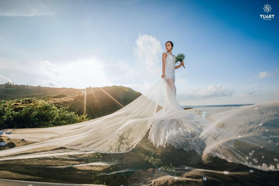 Album ảnh cưới đẹp Lý Sơn: Tuấn & Huyền