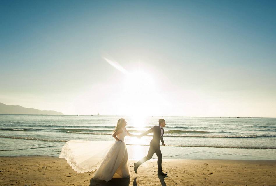 """Album ảnh cưới """"Tình yêu màu nắng"""""""