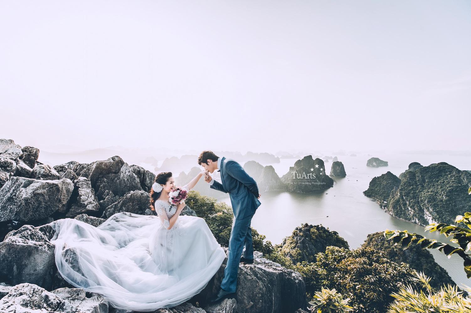 TuArt Wedding – Thương hiệuchụp ảnh cướidanh tiếng số 1 Việt Nam.