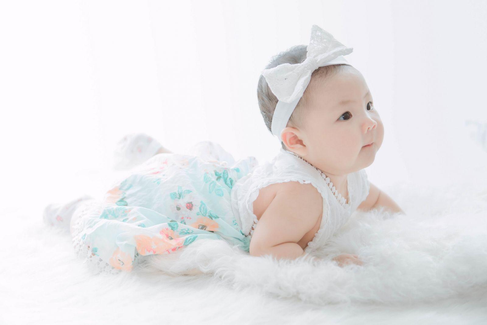 Những điều cần lưu ý khi chụp ảnh cho bé Hà Nội