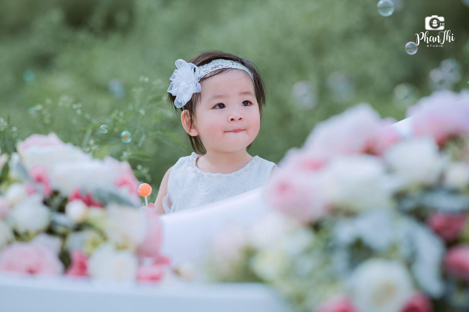 Album bé Vũ Trần Bảo An