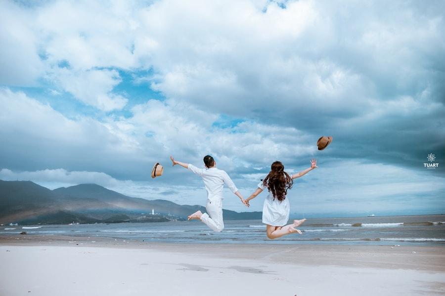 Thời điểm vàng chụp ảnh cưới Đà Nẵng đẹp mê mắt