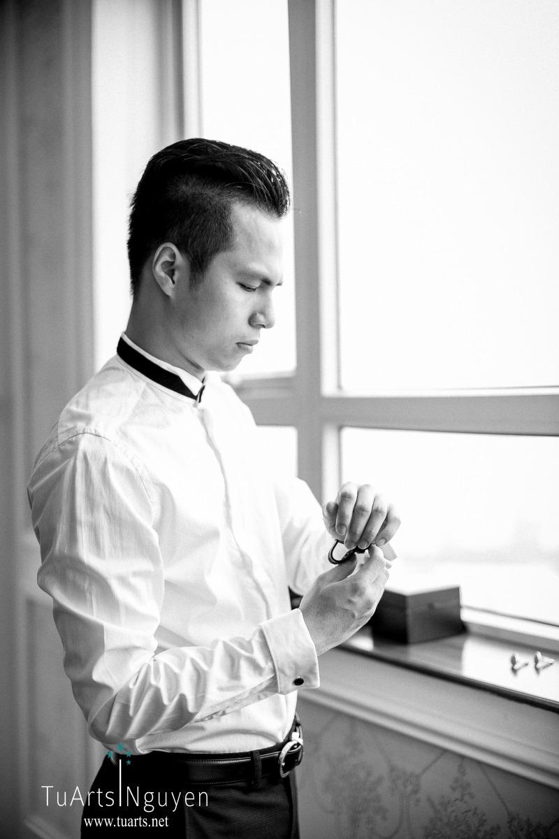 Album ảnh phóng sự cưới: Tiến Dũng - Kim Cương  8