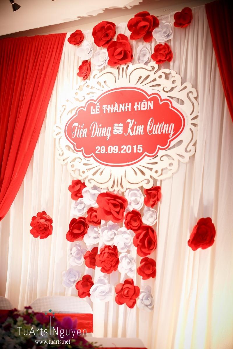 Album ảnh phóng sự cưới: Tiến Dũng - Kim Cương 20