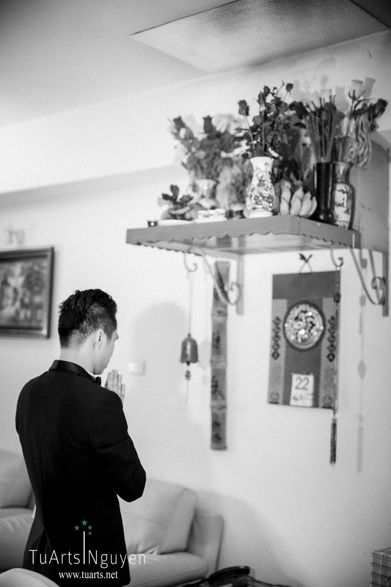 Album ảnh phóng sự cưới: Tiến Dũng - Kim Cương 29