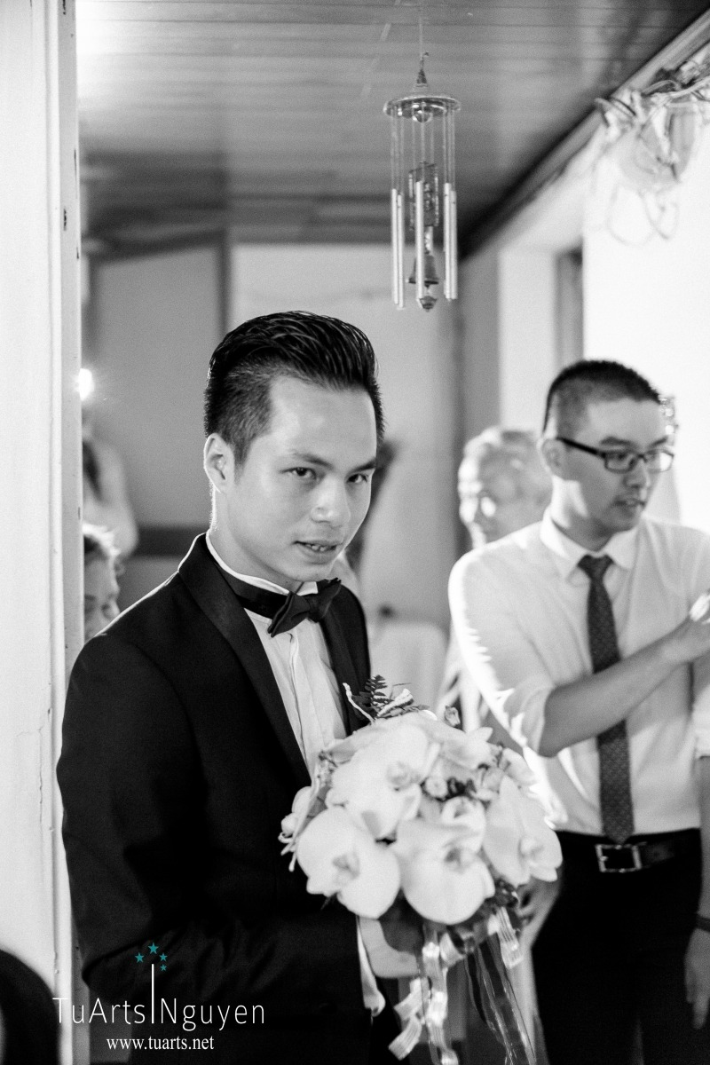 Album ảnh phóng sự cưới: Tiến Dũng - Kim Cương 35