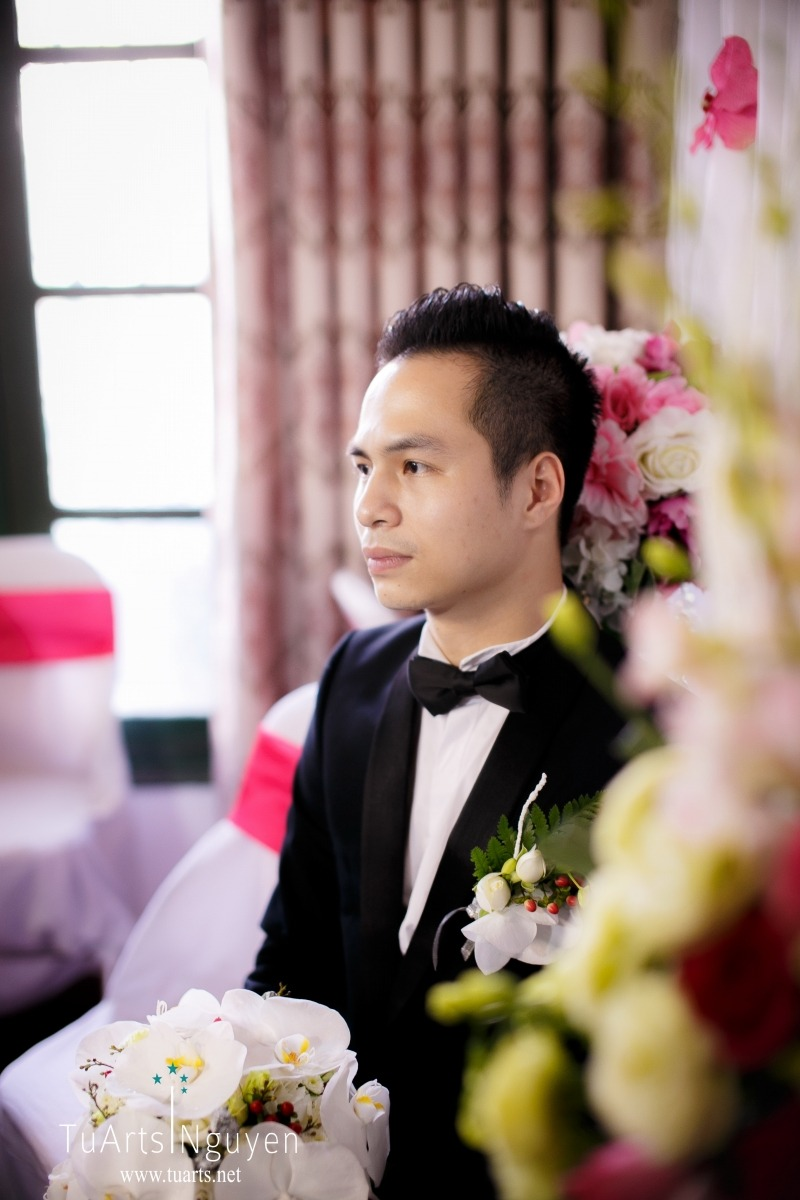 Album ảnh phóng sự cưới: Tiến Dũng - Kim Cương 40