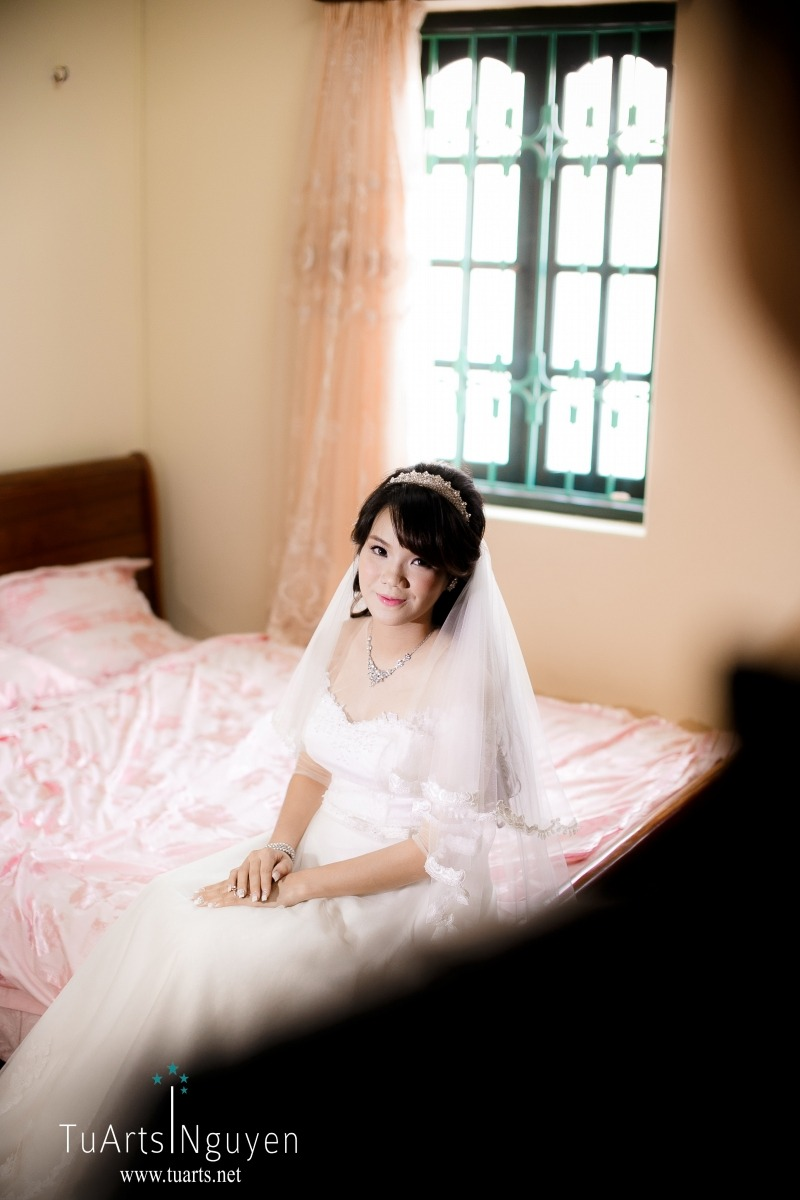Album ảnh phóng sự cưới: Tiến Dũng - Kim Cương 43