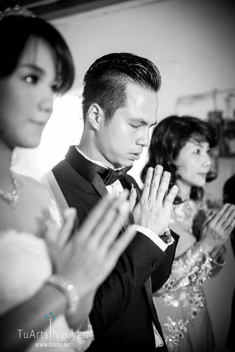 Album ảnh phóng sự cưới: Tiến Dũng - Kim Cương 47
