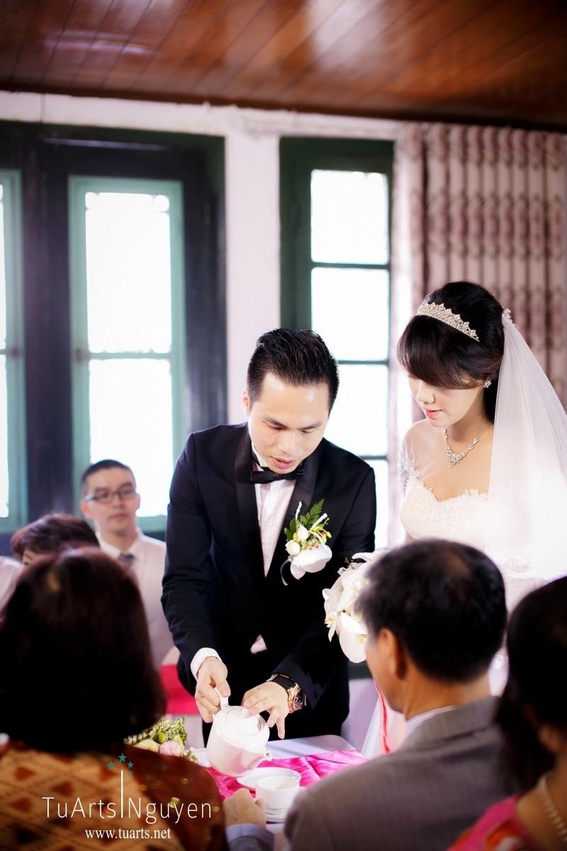 Album ảnh phóng sự cưới: Tiến Dũng - Kim Cương 52