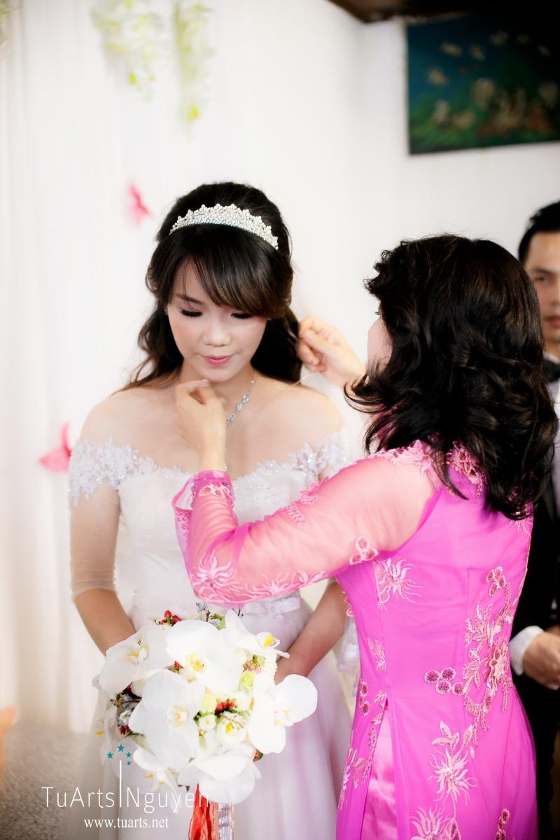 Album ảnh phóng sự cưới: Tiến Dũng - Kim Cương 55