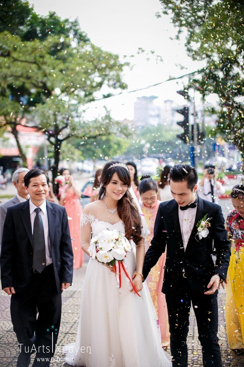 Album ảnh phóng sự cưới: Tiến Dũng - Kim Cương 67