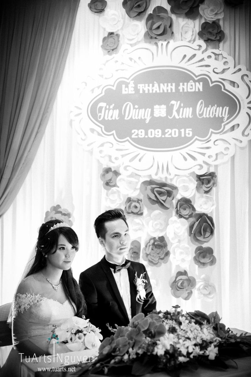 Album ảnh phóng sự cưới: Tiến Dũng - Kim Cương 70