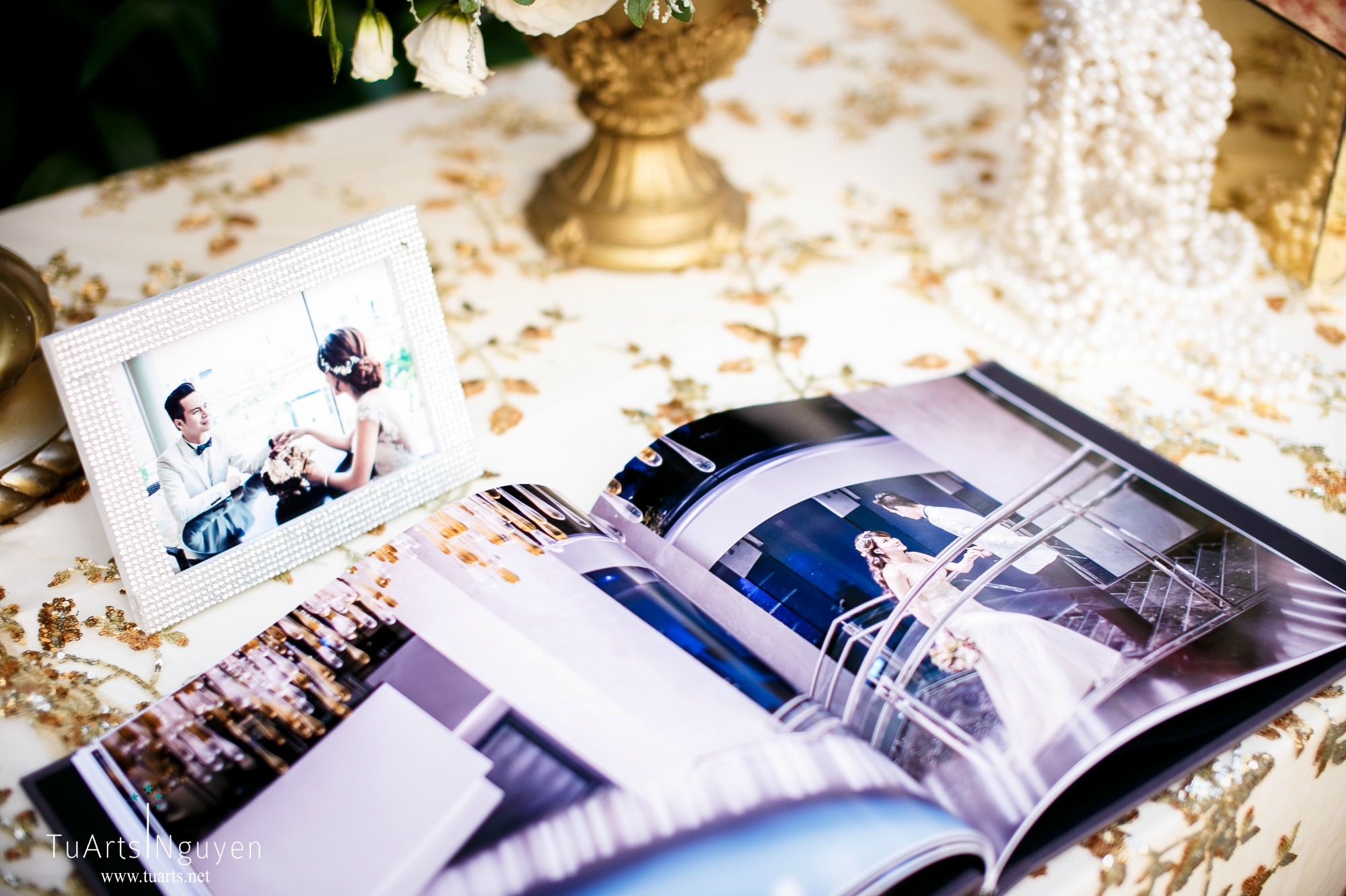 Album ảnh phóng sự cưới: Tiến Dũng - Kim Cương 83