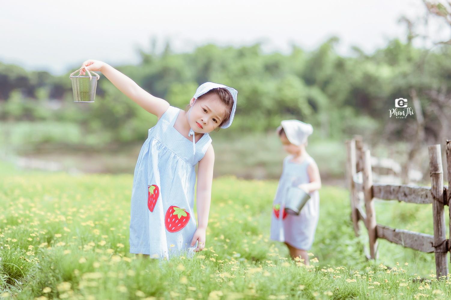 Album bé Phùng Tuyết Nhi