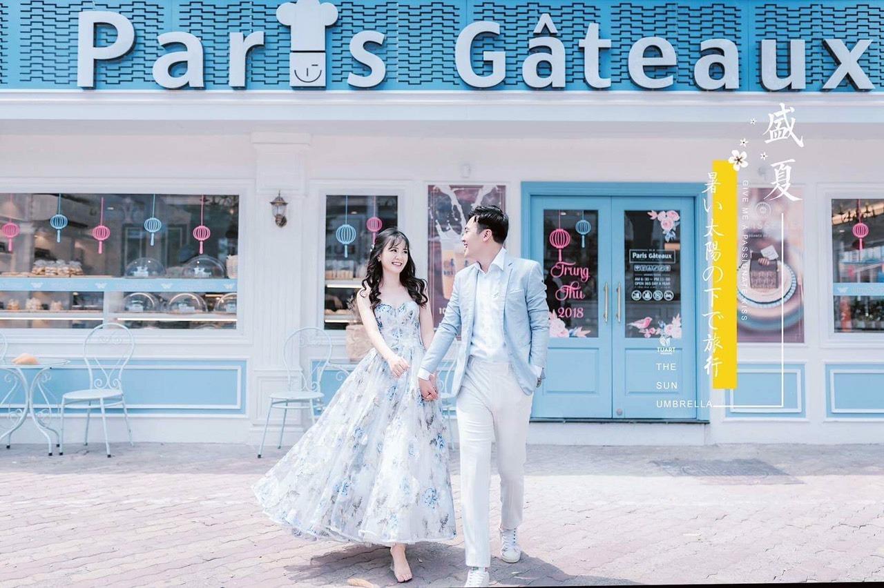 TuArt Wedding tư vấn các địa điểm chụp ảnh cưới đẹp ở Hà Nội