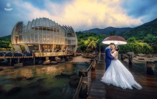 Tour chụp ảnh cưới tại thiên đường Nha Trang