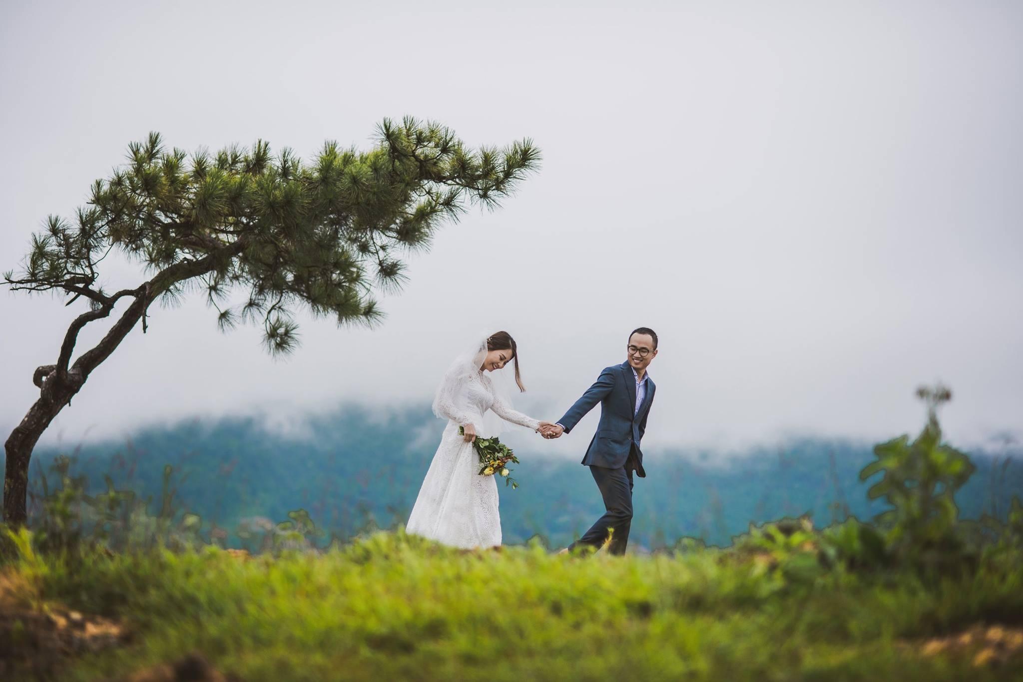 Xu hướng chụp ảnh cưới nổi bật năm 2017 – 2018