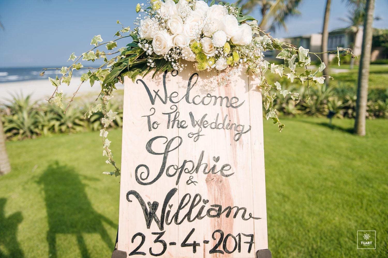 Album tại Đà Nẵng : Sophie & William – Album chụp phóng sự cưới