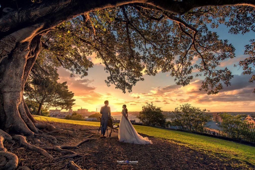 chụp ảnh cưới đẹp ở Úc