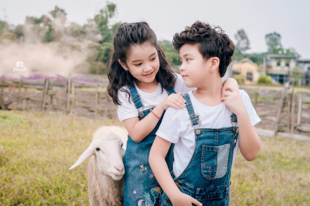 Chụp ảnh cho bé ở đâu đẹp nhất tại Hà Nội?