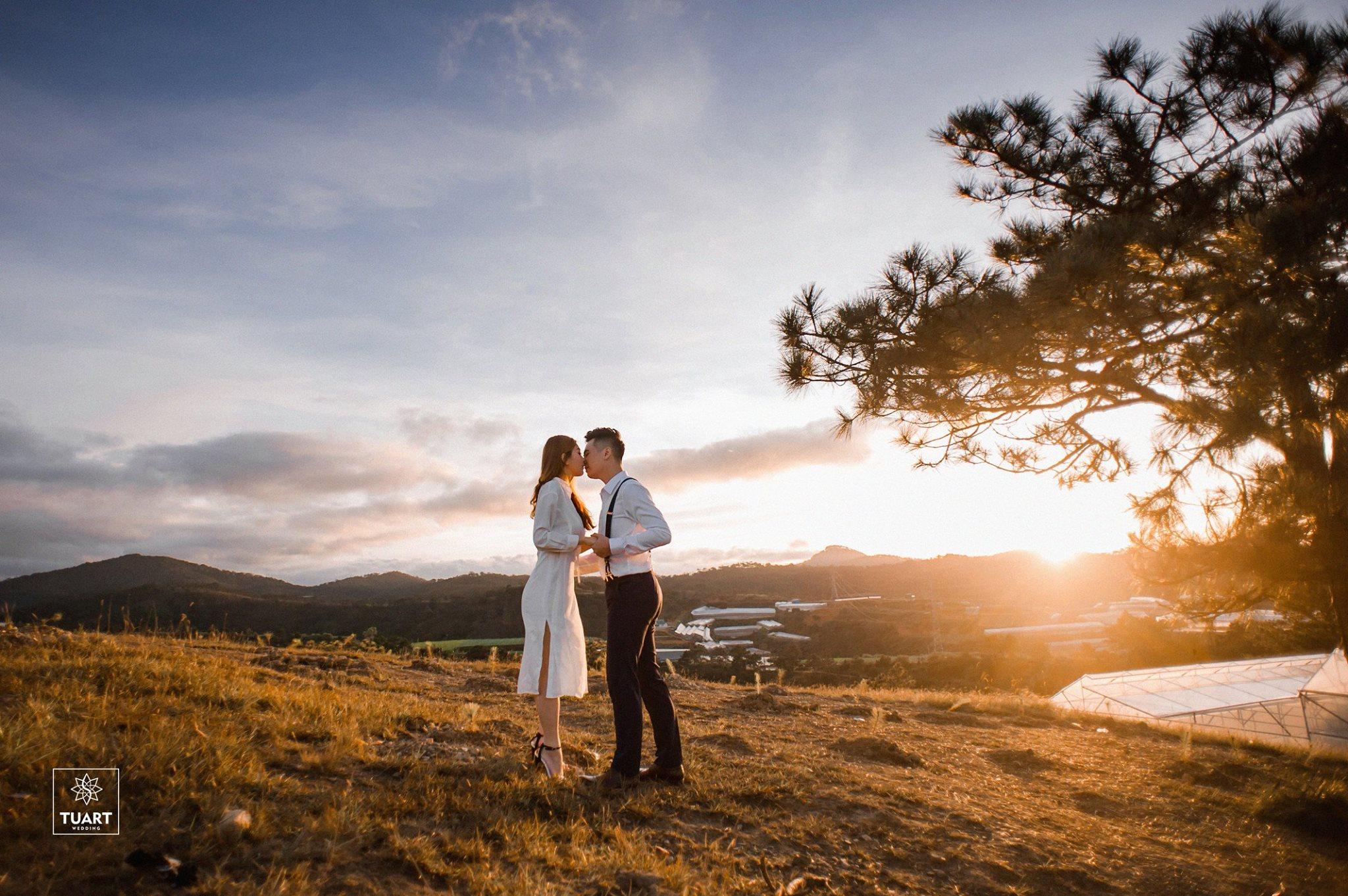 Quy trình chụp ảnh cưới tại TuArts Wedding