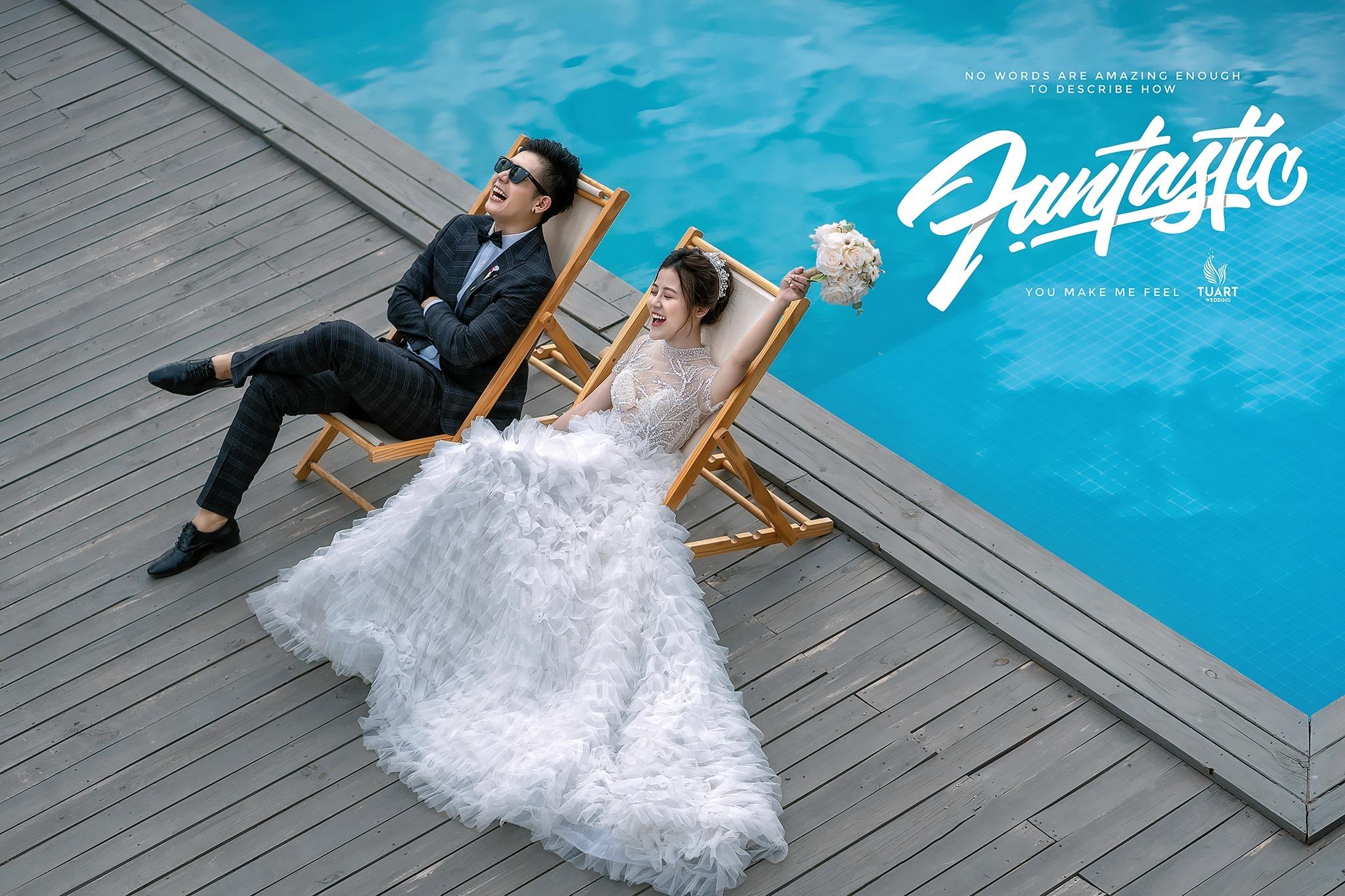 Vì sao Tuart được đánh giá là studio chụp ảnh cưới đẹp Sài Gòn tốt nhất?