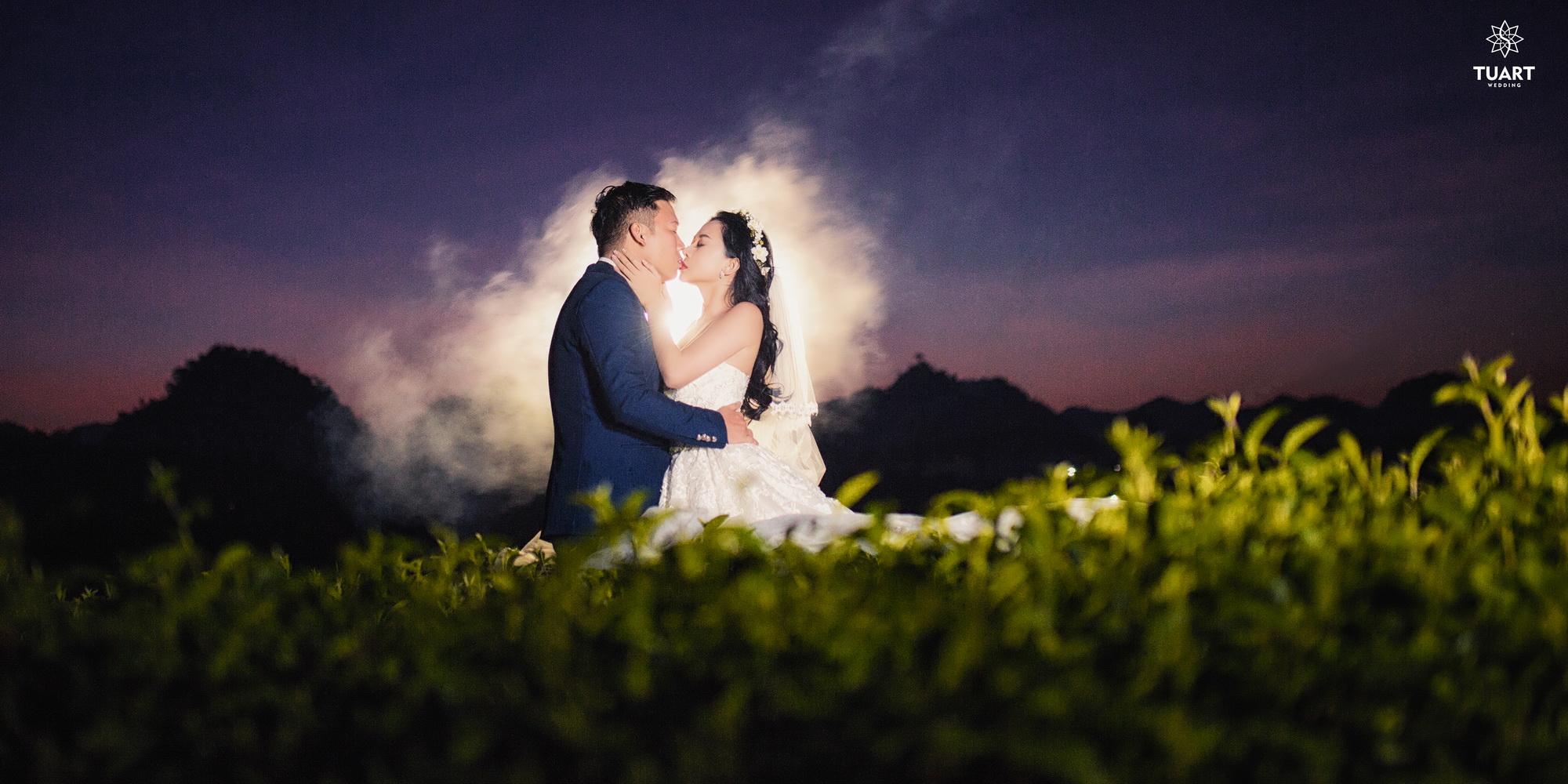 Album chụp ảnh cưới đẹp tại Mộc Châu: Đức-Lan 1