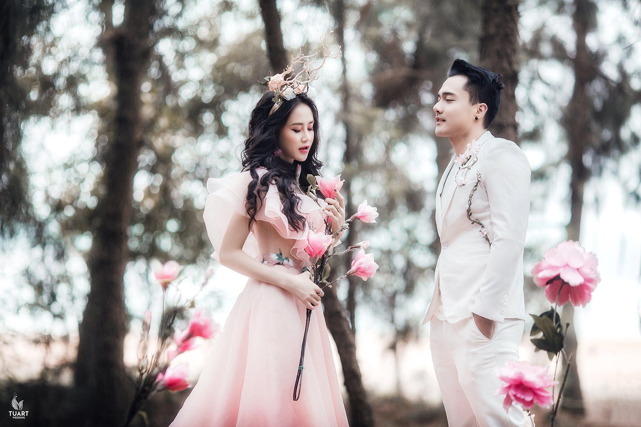 Album chụp ảnh cưới đẹp tại Đại Lải 1
