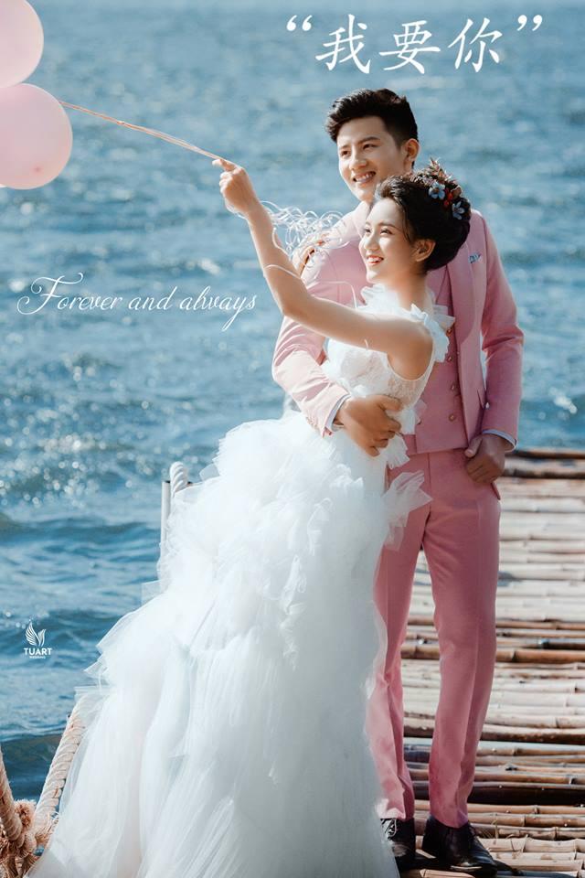 Album chụp ảnh cưới đẹp Hồ Xanh-Nắng đầu mùa 1