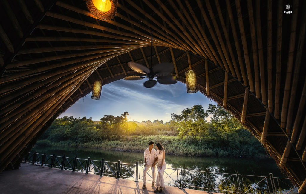 Album chụp ảnh cưới đẹp tại Đại Lải: Minh-Phúc