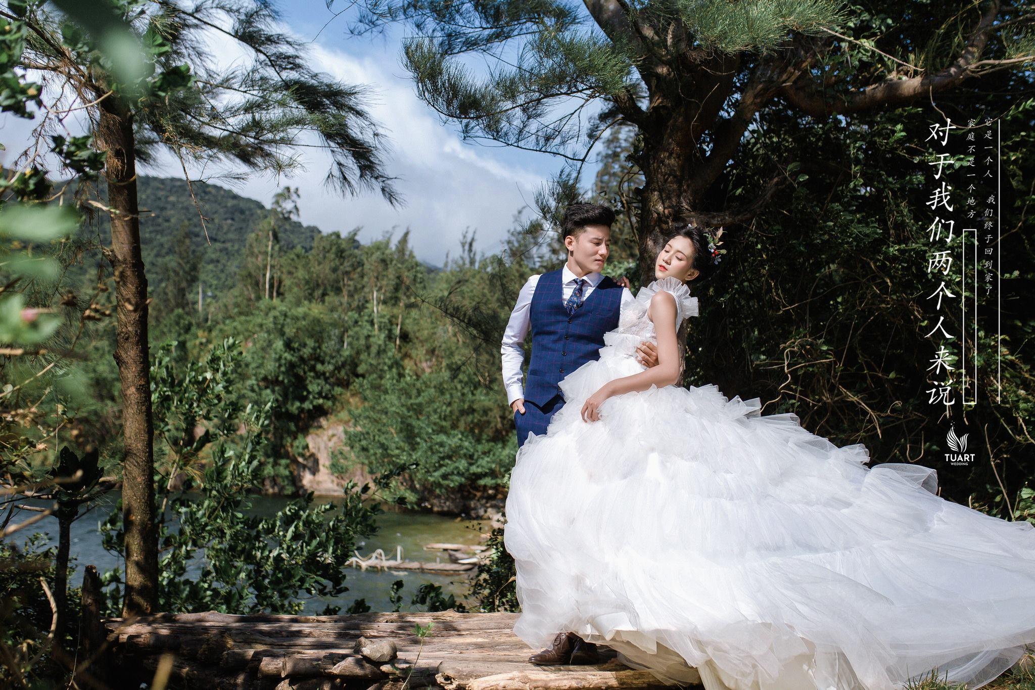 Album chụp ảnh cưới đẹp Hồ Xanh-Nắng đầu mùa 9
