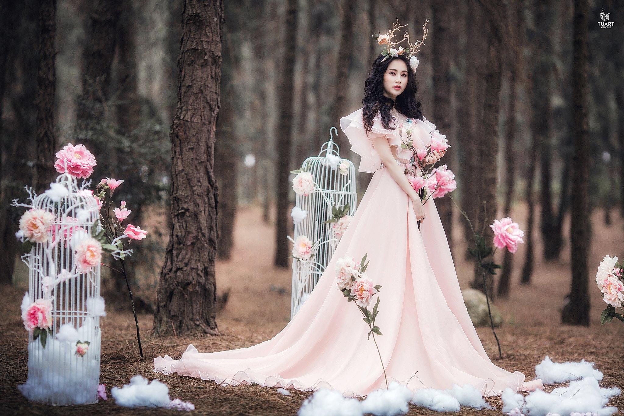 Album chụp ảnh cưới đẹp tại Đại Lải 11