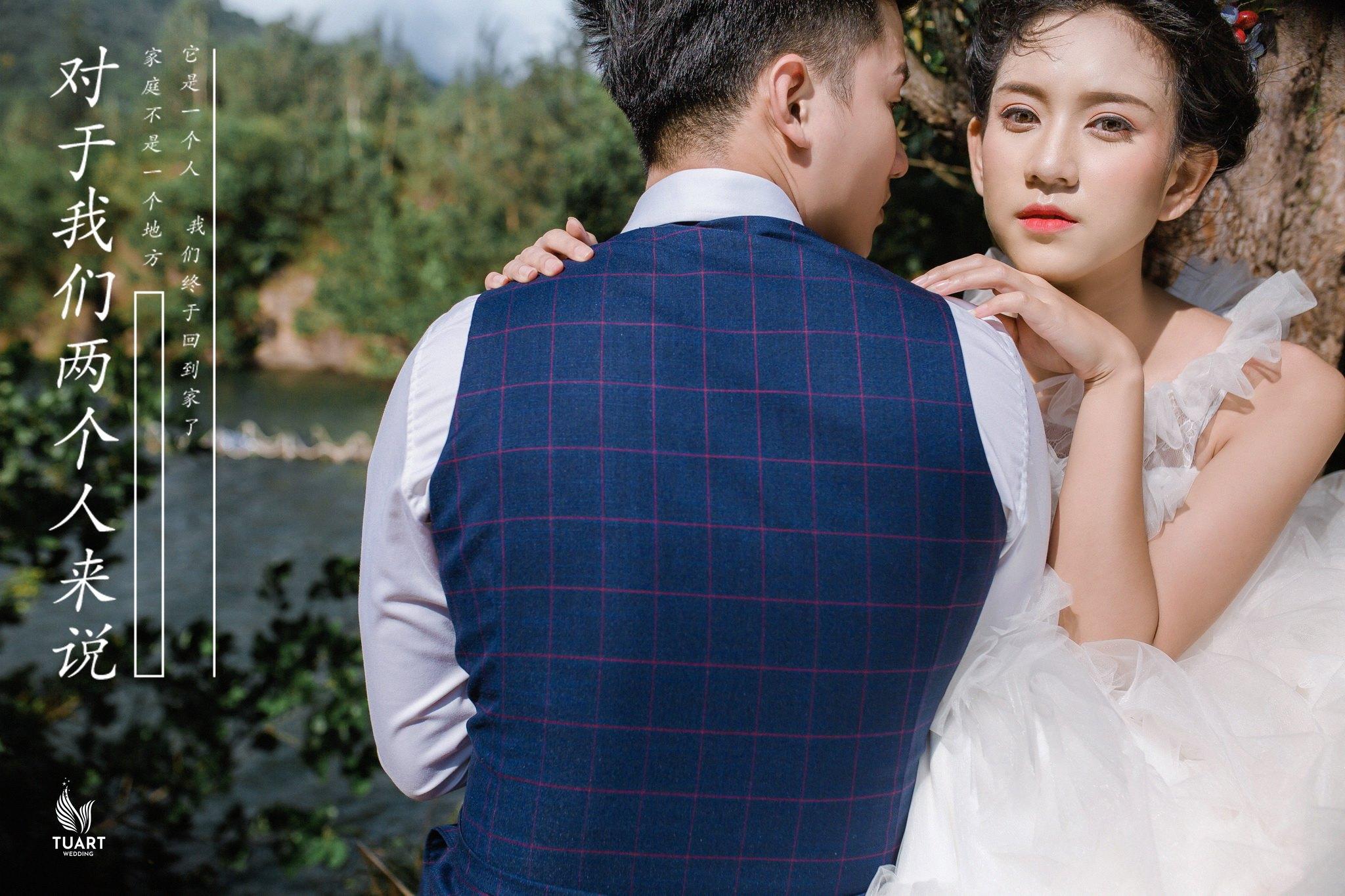 Album chụp ảnh cưới đẹp Hồ Xanh-Nắng đầu mùa 10
