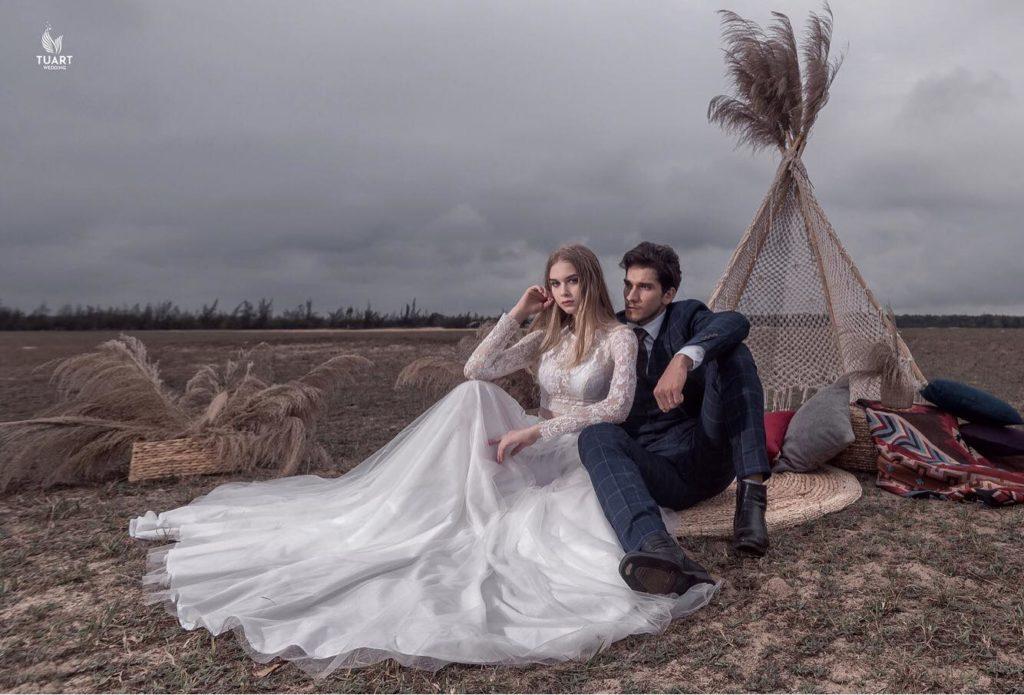 Album chụp ảnh cưới đẹp Bãi Cháy-Miền đất nắng