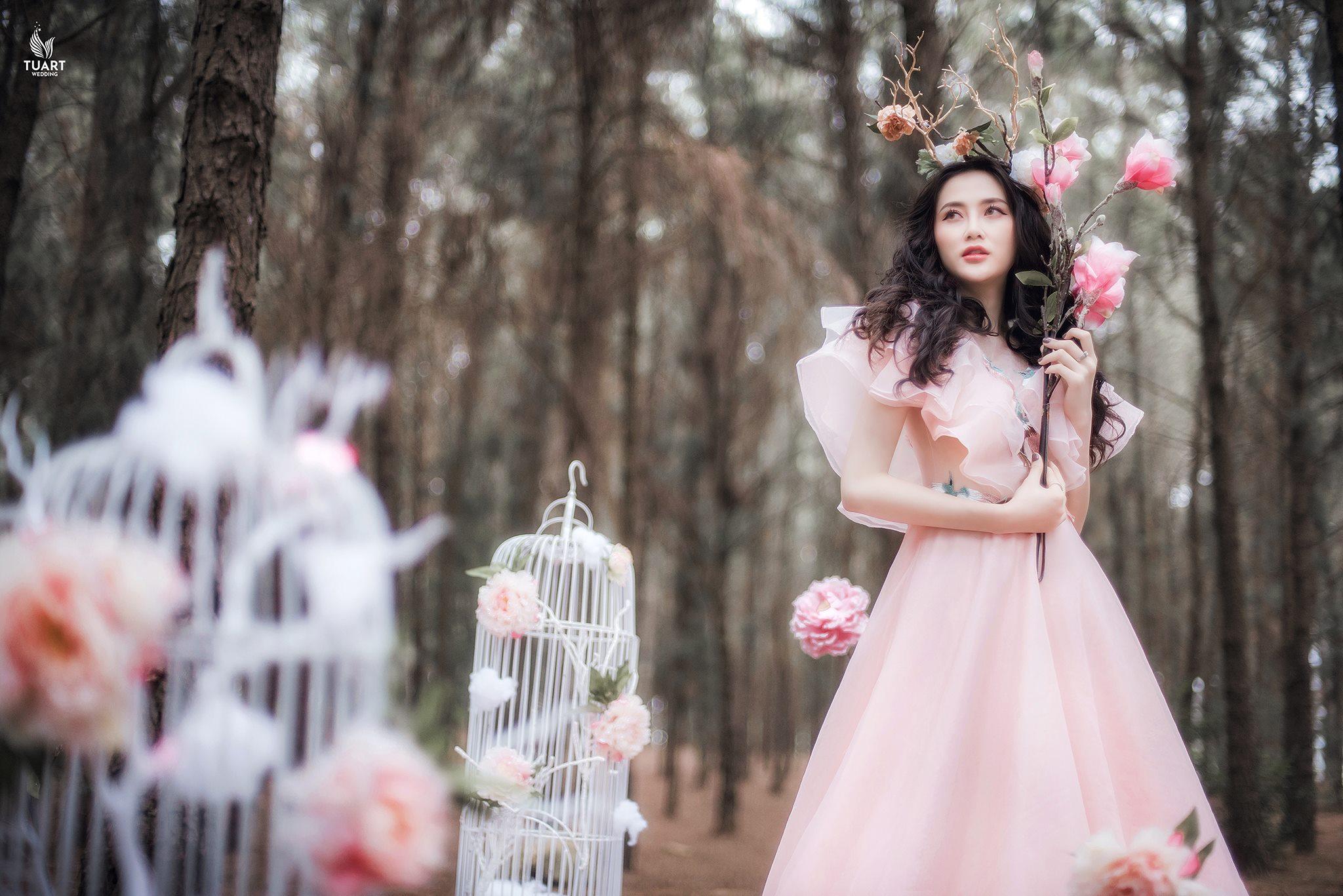 Album chụp ảnh cưới đẹp tại Đại Lải 13