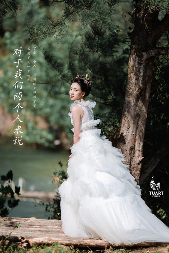 Album chụp ảnh cưới đẹp Hồ Xanh-Nắng đầu mùa 12