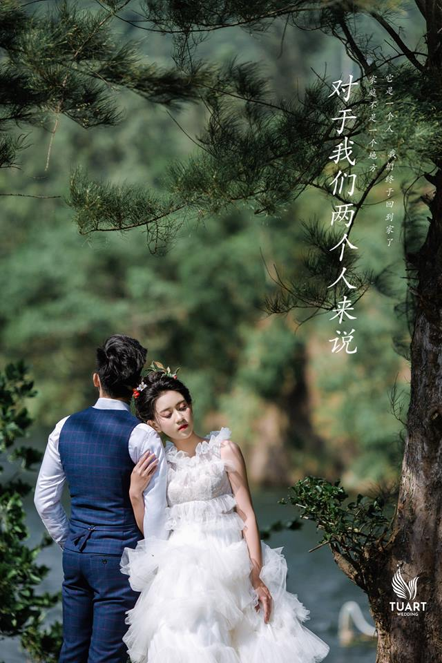 Album chụp ảnh cưới đẹp Hồ Xanh-Nắng đầu mùa 13