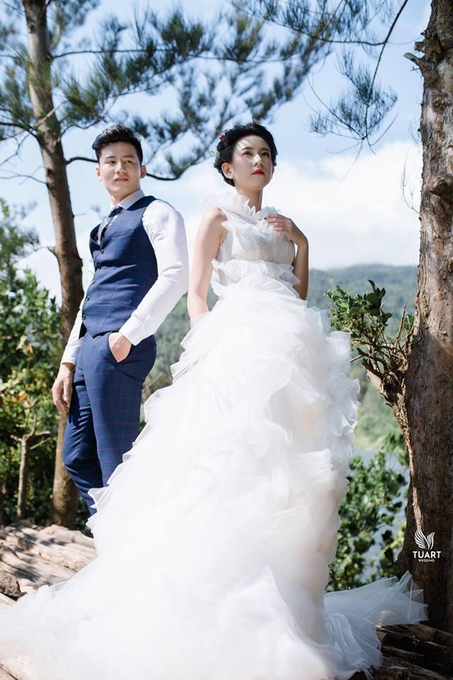 Album chụp ảnh cưới đẹp Hồ Xanh-Nắng đầu mùa 14