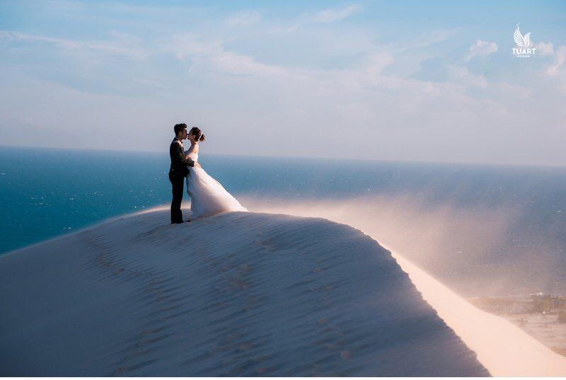 Studio chụp hình cưới đẹp ở Phan Thiết