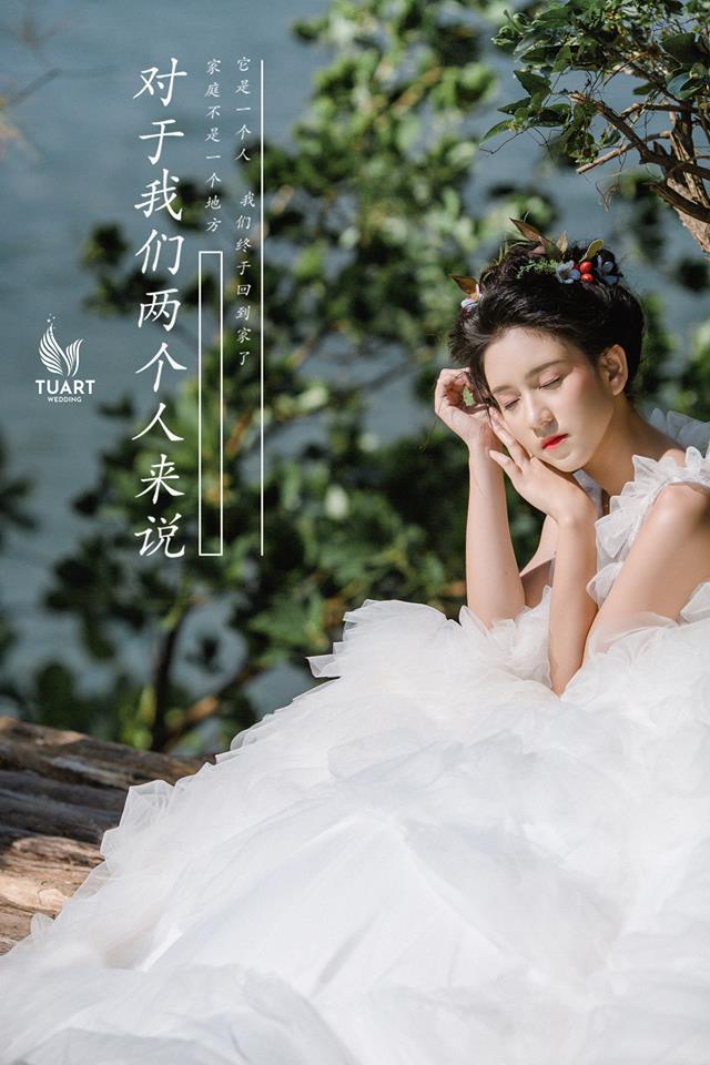 Album chụp ảnh cưới đẹp Hồ Xanh-Nắng đầu mùa 3
