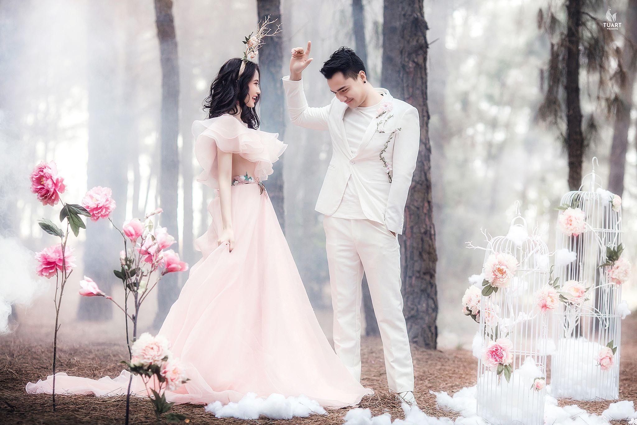 Album chụp ảnh cưới đẹp tại Đại Lải 4