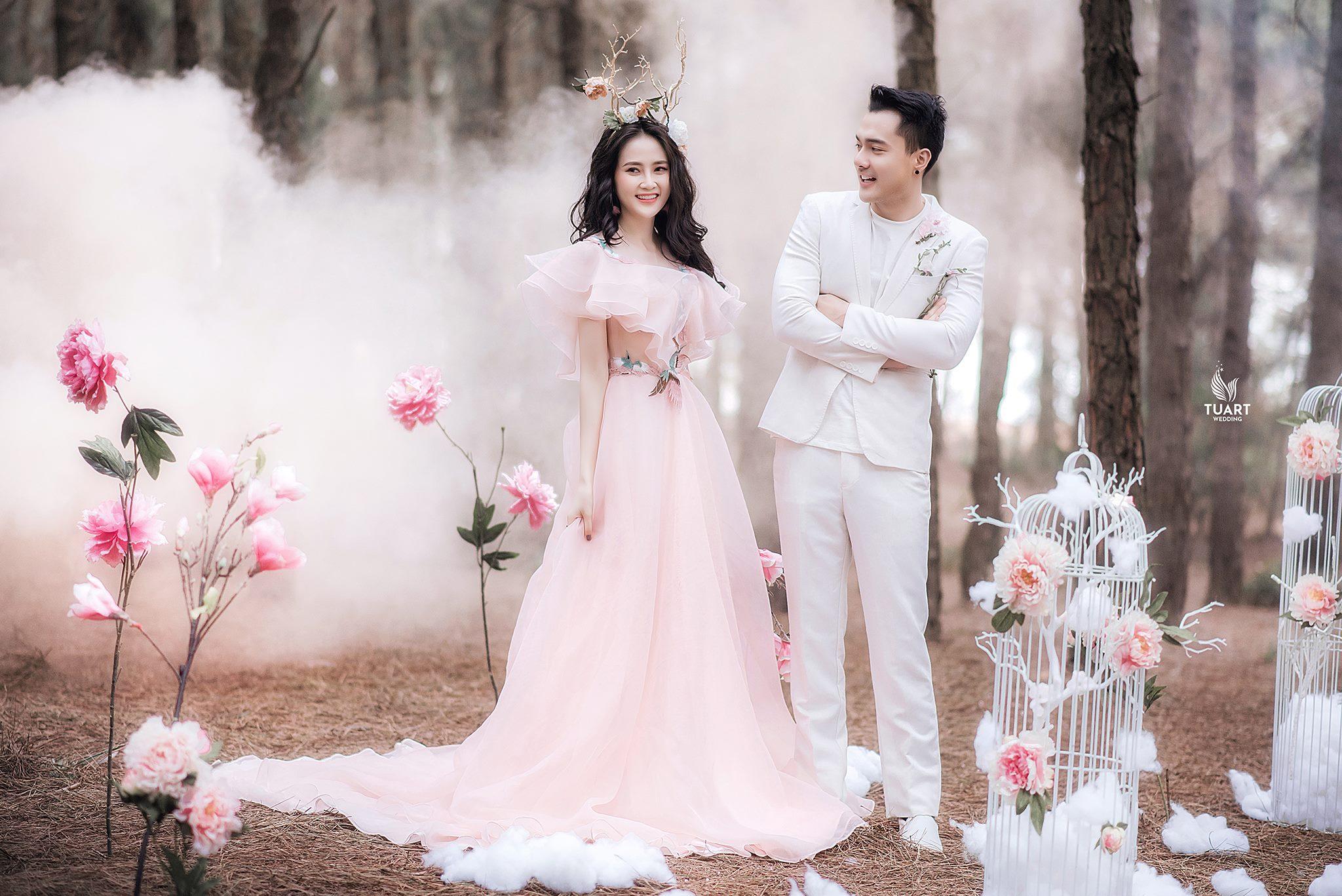 Album chụp ảnh cưới đẹp tại Đại Lải 5