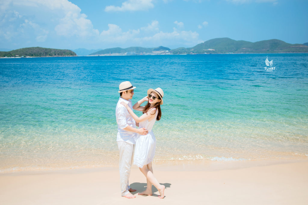 Album chụp ảnh cưới đẹp tại Nha Trang : Bảo-Liên 5