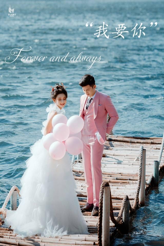 Album chụp ảnh cưới đẹp Hồ Xanh-Nắng đầu mùa 5