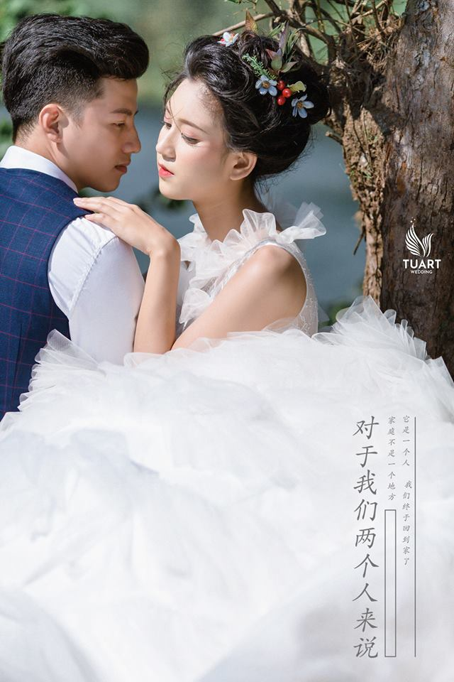 Album chụp ảnh cưới đẹp Hồ Xanh-Nắng đầu mùa 7