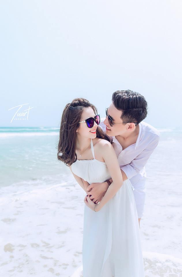 Album chụp ảnh cưới đẹp biển Mỹ Khê: Trang-Khôi 2