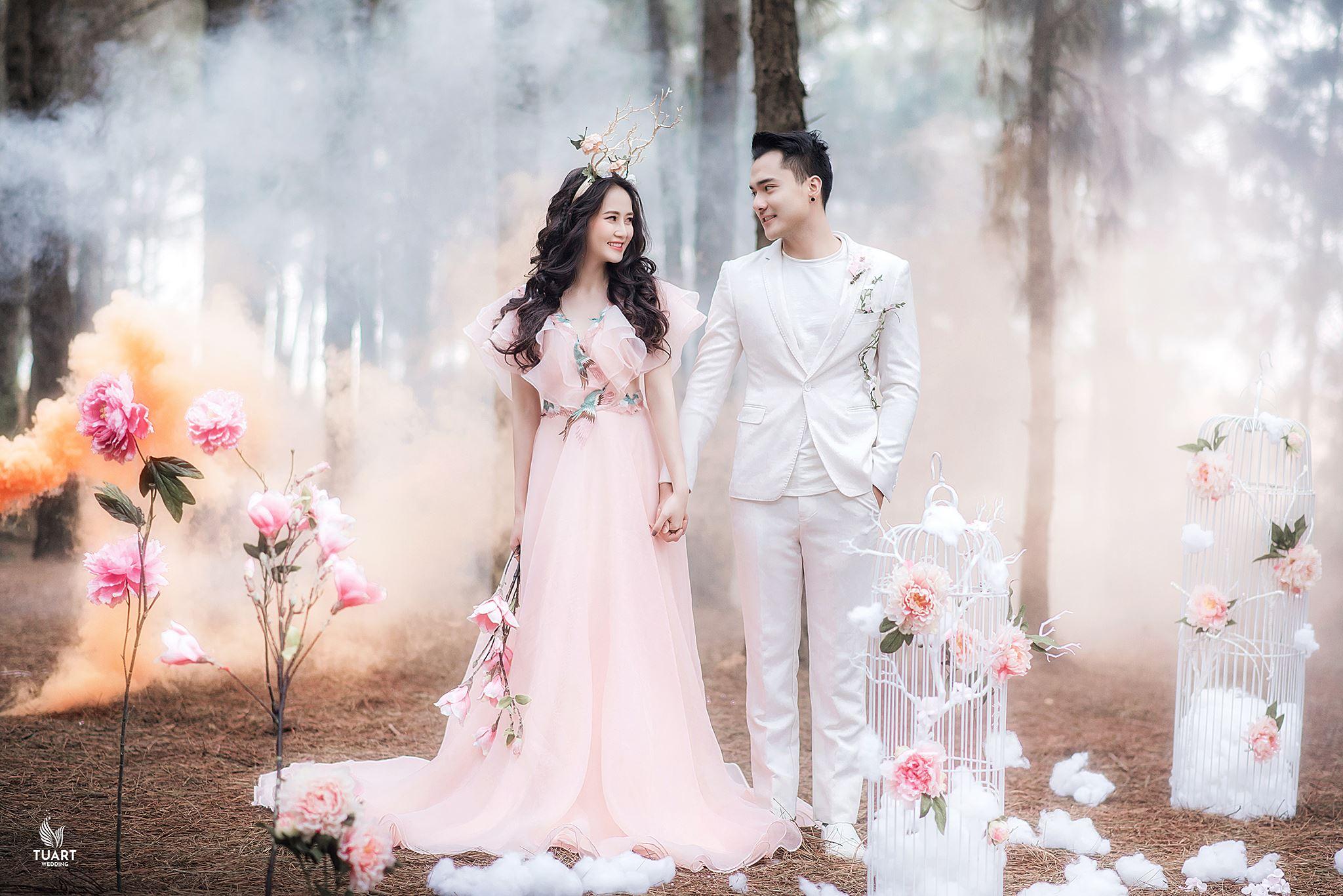 Album chụp ảnh cưới đẹp tại Đại Lải 9